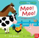 Can You Say It Too? Moo! Moo! - Book