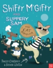 Shifty McGifty and Slippery Sam: The Cat Burglar - Book