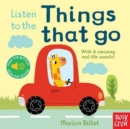 Listen to the Things That Go - Book
