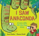 I Saw Anaconda - Book