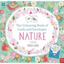 National Trust: The Colouring Book of Cards and Envelopes - Nature - Book