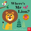 Where's Mr Lion? - Book
