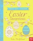Press Out and Colour: Easter Eggs - Book