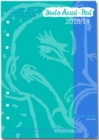 Dodo Acad-Pad 2018-2019 Filofax-compatible A5 Organiser Diary Refill, Mid Year / Academic Year, Week to View : A doodle-memo-message-engagement-calendar-organiser-planner for students and teachers - Book