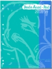 Dodo Acad-Pad 2018-2019 Filofax-Compatible A4 Organiser Diary (2/3/4 Ring/US Letter Size) Refill, Mid-Year / Academic, Week to View : A doodle-memo-message-engagement-planner for students & teachers - Book