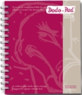 Dodo Pad Mini / Pocket Diary 2019 - Week to View Calendar Year : A Portable Diary-Doodle-Memo-Message-Engagement-Organiser-Calendar-Book with room for up to 5 people's appointments/activities - Book