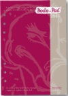 Dodo Pad Filofax-Compatible 2019 A5 Refill Diary - Week to View Calendar Year : A Combined Family Diary-Doodle-Message-Engagement-Organiser with room for up to 5 people's appointments/activities - Book