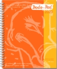 Dodo Pad Original Desk Diary 2020 - Week to View Calendar Year Diary : A Family Diary-Doodle-Memo-Message-Engagement-Organiser-Calendar-Book with room for up to 5 people's appointments/activities - Book