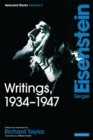 Writings, 1934-1947 : Sergei Eisenstein Selected Works, Volume 3 - eBook