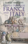 Travels through France and Italy - eBook