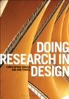 Doing Research in Design - eBook