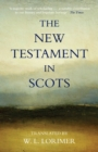 The New Testament In Scots - Book