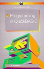 Programming in Quick BASIC - Book