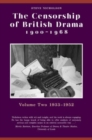 The Censorship of British Drama 1900-1968 Volume 2 : Volume Two 1933-1952 - eBook