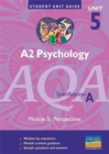 A2 Psychology AQA (A) : Individual Differences Unit 5 - Book
