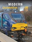 Modern Locomotives of the United Kingdom - Book
