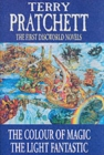 "The First Discworld Novels : ""Colour of Magic"", ""Light Fantastic"" - Book"