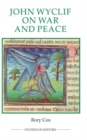 John Wyclif on War and Peace - Book