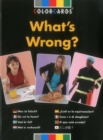 What's Wrong?: Colorcards : 2nd Edition - Book