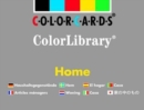 Home Colorlibrary: Colorcards : Revised Edition - Book