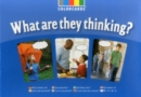 What are They Thinking?: Colorcards - Book