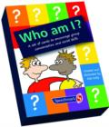 Who am I? : Alex Kelly - Book