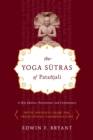 Yoga Sutras of Patanjali - Book