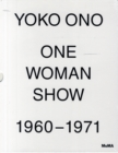Yoko Ono : One Woman Show 1960 -1971 - Book