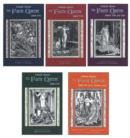 The Faerie Queene: Complete in Five Volumes : Book One; Book Two; Books Three and Four; Book Five; Book Six and the Mutabilitie Cantos - Book