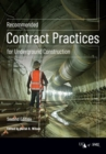 Recommended Contract Practices for Underground Construction - Book