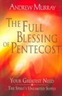 FULL BLESSING OF PENTECOST THE - Book