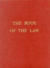 The Book of the Law - Book