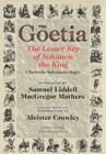 Goetia : The Lesser Key of Solomon the King - Book