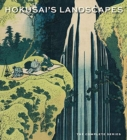 Hokusai's Landscapes : The Complete Series - Book
