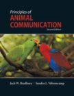 Principles of Animal Communication - Book
