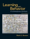 Learning and Behavior - Book