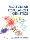 Molecular Population Genetics - Book