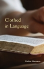 Clothed in Language - eBook