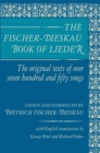 The Fischer-Dieskau Book of Lieder - Book