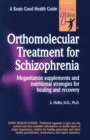 Orthomolecular Treatment for Schizophrenia - Book