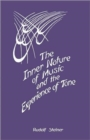 The Inner Nature of Music and the Experience of Tone - Book