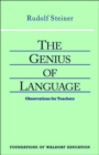 Genius of Language : Observations for Teachers - Book