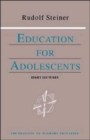 Education for Adolescents - Book