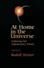 At Home in the Universe : Exploring Our Suprasensory Nature - Book