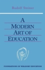 Modern Art of Education - Book