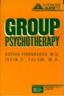 Concise Guide to Group Psychotherapy - Book