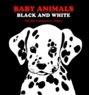 Baby Animals Black And White - Book