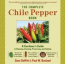 Complete Chile Pepper Book the - Book