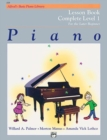 Alfred'S Basic Piano Library Lesson 1 Complete : For the Late Beginner - Book