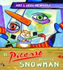 If Picasso Painted a Snowman - Book